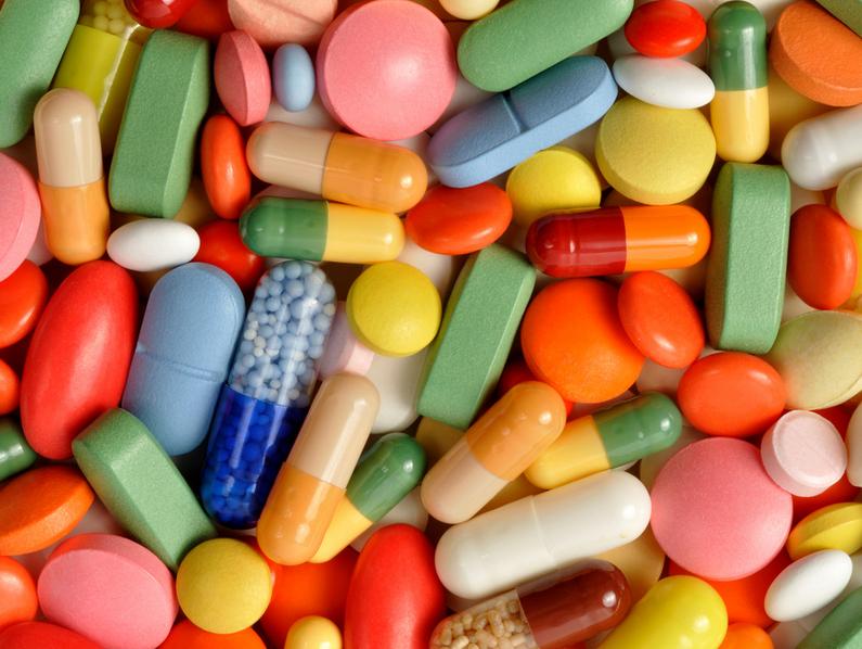 Антибиотики при ЗППП