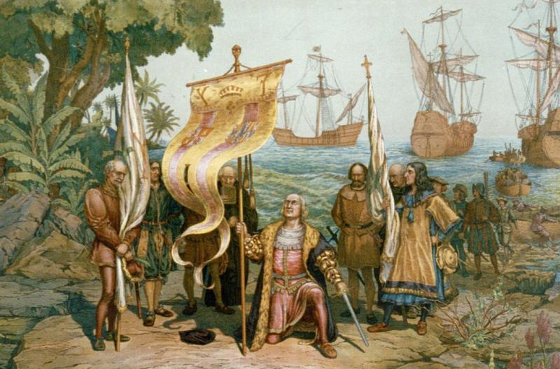 Моряки Колумба
