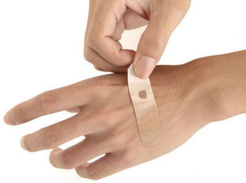 Пластырь для удаления папиллом – лечение
