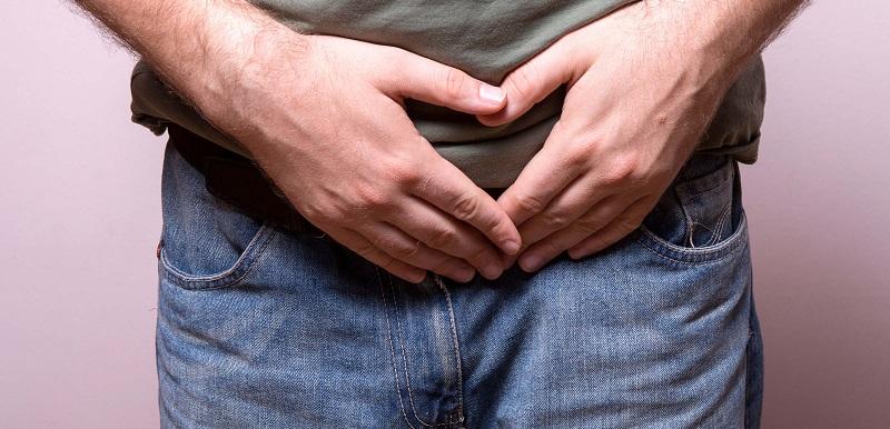 Зуд и жжение в интимной зоне у мужчин