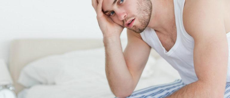 Белый налет на головке полового члена у мужчин